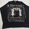 Cradle Of Filth - TShirt or Longsleeve - Chapter V Tourturing Europe