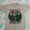 Iron Maiden - TShirt or Longsleeve - Somewhere on Tour
