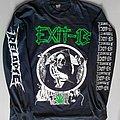 Exit-13 - TShirt or Longsleeve - Rare Vtg. Exit-13 LS Shirt