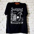 """Incantation - TShirt or Longsleeve - Nos.Vtg.Incantation Promo 1st EP """"Entrantment of Evil"""" [1990] T-Shirt Artwork by..."""