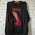 Gomorrah - TShirt or Longsleeve - Vtg.Gomorrah Tour 1992 LS Shirt