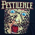 Pestilence - TShirt or Longsleeve - New Old Stock Vtg.Pestilence Consvming The States Tour 1990 T Shirt