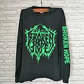 Broken Hope - TShirt or Longsleeve - Vtg.90s Broken Hope LS Shirt