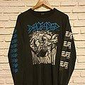 Deceased... - TShirt or Longsleeve - Vtg.1991 Deceased Luck of corpse LS Shirt