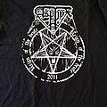 Tour Shirt Europe 2011