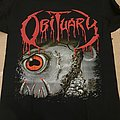 Obituary - TShirt or Longsleeve - Tour Shirt 2020