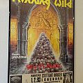 "Running Wild ""Pile of skull Tour 1993"" (Poster)"