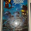 King Diamond POSTER Abigail 1987 Other Collectable
