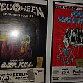 Helloween - Other Collectable - Helloween Tour Poster 1987