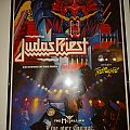 "JUDAS PRIEST ""Live over Europe 1984"" (Poster)"