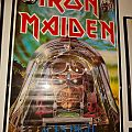 "Iron Maiden ""Aces High"" 1984 (Poster)"