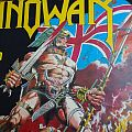 Manowar POSTER World Tour 1984 Other Collectable