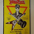 "Judas Priest ""World Wide Blitz Tour ´81"" Germany (Poster)"