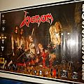 "Venom - Other Collectable - Venom ""Possessed"" 1985 (Poster)"