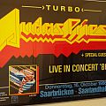 "Judas Priest ""Turbo - Live in concert ´86"" Germany (Poster)"