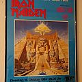 "Iron Maiden - Other Collectable - IRON MAIDEN ""16.10.1984"" Böblingen Germany (Poster)"
