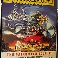 "Judas Priest ""The Painkiller Tour ´91"" Germany (Poster)"