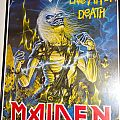"Iron Maiden ""Live after Death"" 1985 (Poster)"