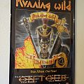"""Running Wild """"The Rivalry Tour 1998"""" (Poster) Other Collectable"""