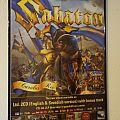 "Sabaton ""Carolus Rex"" Album (Poster)"