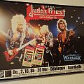 "Judas Priest ""Turbo - Live in Concert ´86"" Poster & Tickets"