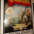 "Judas Priest ""Mercenaries of Metal - Europe ´88"" (Poster)"