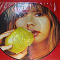 "Saxon Pic.LP 1985 ""Innocence is no excuse"" Tape / Vinyl / CD / Recording etc"