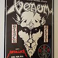 "Venom - Other Collectable - VENOM & METALLICA ""Seven Dates of Hell Tour"" (Poster)"