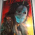 "Exumer - Other Collectable - EXUMER ""Possessed by Fire 1986"" (Poster)"