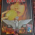 """Saxon POSTER 1985 """"Innocence is no excuse"""" Other Collectable"""