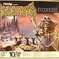 "Nazareth - Other Collectable - WANTED ""Nazareth"" Tour Poster from 1979 (POSTER)"