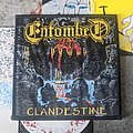 Entombed - Patch - Entombed - Clandestine Woven Patch