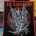 Blasphemy - Patch - Blasphemy - Fallen Angel of Doom Woven Patch
