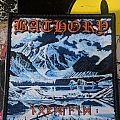 Bathory - Patch - Bathory - Nordland Woven Patch