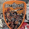 Bolt Thrower - Patch - Bolt Thrower Woven Shield Patch