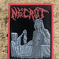 Necrot - Blood Offerings Woven Patch