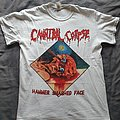Cannibal Corpse - TShirt or Longsleeve - Cannibal Corpse - Hammer Smashed Face Bootleg Shirt