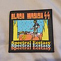 Black Magick SS - Patch - Black Magick SS - Spectral Ecstasy/My Love Official Woven Patch