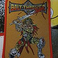 Bolt Thrower - Warmaster Woven Patch