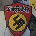 Shitfucker - Patch - Shitfucker Embroidered Patch