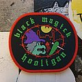 Black Magick SS - Patch - Black Magick SS - Black Magick Hooligan Woven Patch