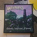 Windhand - Patch - Windhand - Grief's Infernal Flower Woven Patch