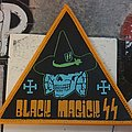 Black Magick SS Witch Skull Patch