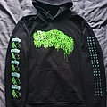 Sanguisugabogg - Hooded Top - Sanguisugabogg - Masturbatory Infliction Pullover Hoodie