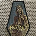 Necrot - Patch - Blood Offerings patch