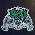 Broken Hope - Patch - Bowels of Repugnance patch