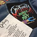 Obituary - Patch - Obituary backpatch