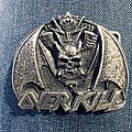 Overkill - Other Collectable - White Devil Armory buckle