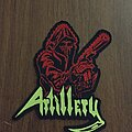 Artillery - Patch - Fear of Tomorrow patch
