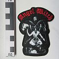 Angel Witch Patch shaped